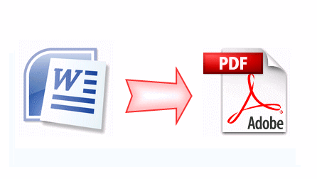 Word to PDF Conversion – Convert from MS Word DOCX to PDF on Mac