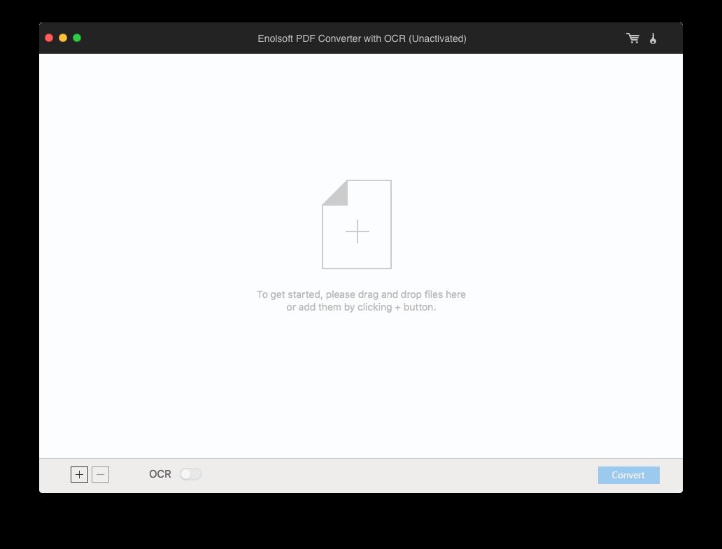 enolsoft pdf to google docs converter 01