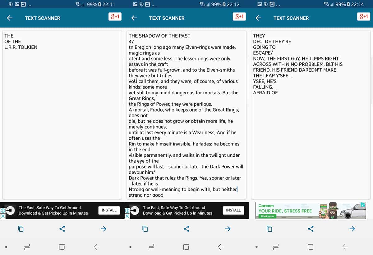 arabic ocr for android