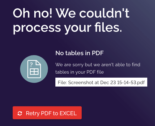 png to excel i love pdf