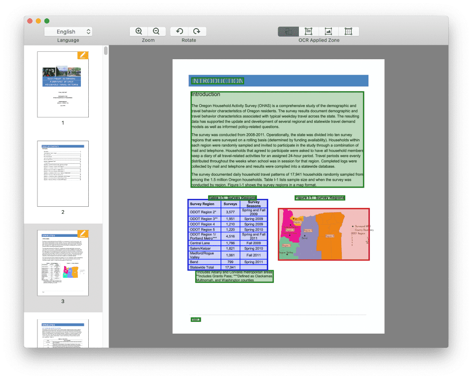 Enolsoft PDF Converter with OCR Mac 破解版 多功能PDF转换器-麦氪派