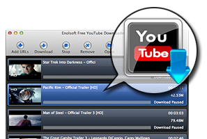 Free Youtube Downloader Hd For Mac Enolsoft