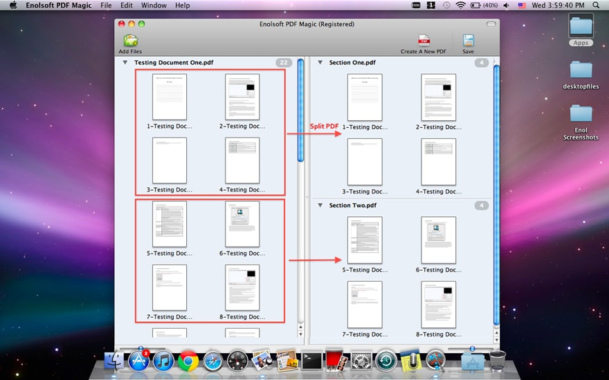 Top 4 Ways to Split PDF File by Pages on Mac